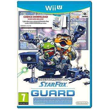 Nintendo Wii U - Starfox Guard (pouze kod ke stažení) (045496336202)