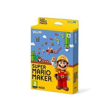 Nintendo Wii U - Super Mario Maker + Artbook (NIUS7085)