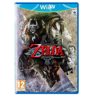 Nintendo Wii U - The Legend of Zelda: Twilight Princess HD (NIUS7210)