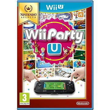Nintendo Wii U - Party U Selects (NIUS57805)