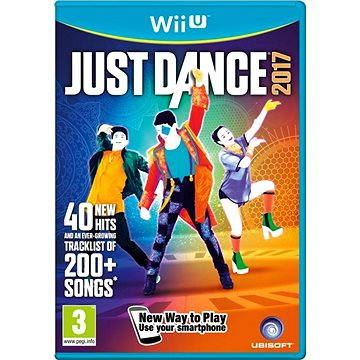 Just Dance 2017 Unlimited - Nintendo Wii U (NIUS39501)