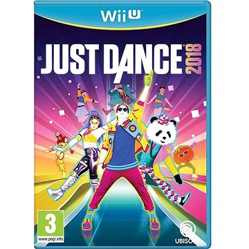 Just Dance 2018 - Nintendo Wii U (NIUS39511)