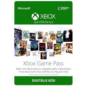 Microsoft Xbox Game Pass - měsíční členství HU (K4W-03619)