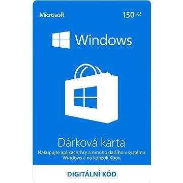 Microsoft Windows Gift Card 150 CZK (K4W-00053)
