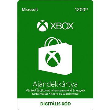 Microsoft Xbox Live Gift Card 1200Ft (K4W-03492)