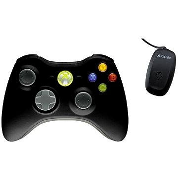 Microsoft XBOX 360 Wireless Common Controller Black (JR9-00010)