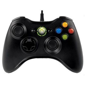 Microsoft XBOX 360 Controller Black (52A-00005)