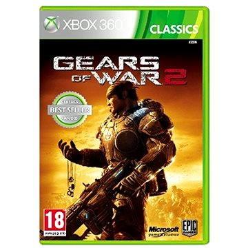 Xbox 360 - Gears Of War 2 CZ (Classics Edition) (C3U-00081)