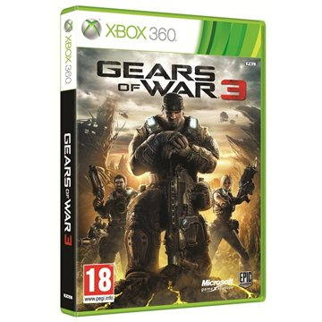 Xbox 360 - Gears Of War 3 (D9D-00019)