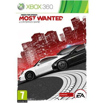 Need for Speed: Most Wanted (2012) - Xbox 360 (C0038139)