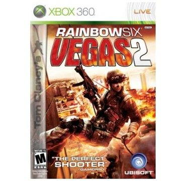 Tom Clancys: Rainbow Six Vegas 2 - Xbox 360 (3307215749128)