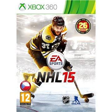 NHL 15 CZ - Xbox 360 (C0038389)