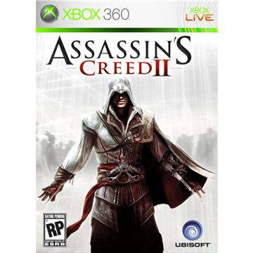 Assassins Creed II (Game Of The Year) - Xbox 360 (3307217934713)