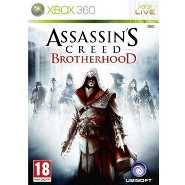 Assassins Creed: Brotherhood - Xbox 360 (3307215673379)