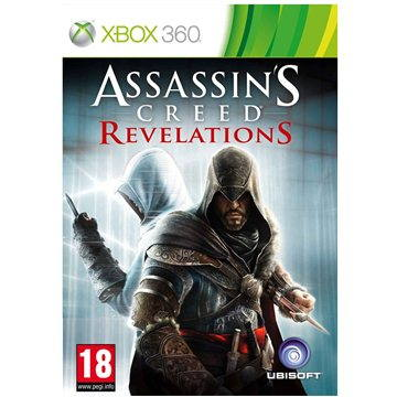 Assassins Creed: Revelations - Xbox 360 (3307215693896)