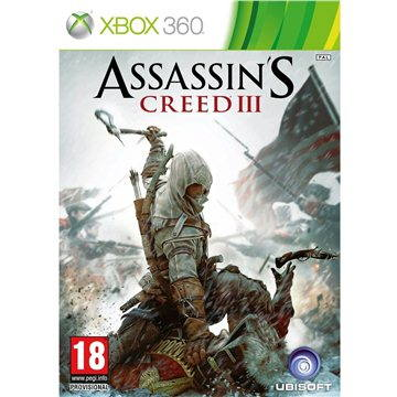 Assassins Creed III CZ - Xbox 360 (3307215779880)