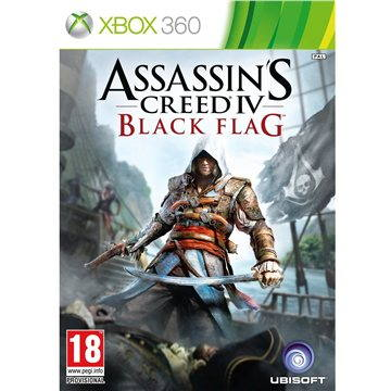 Assassins Creed IV: Black Flag CZ - Xbox 360 (3307215705766)