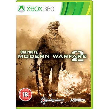 Call of Duty: Modern Warfare 2 - Xbox 360 (84272UK)
