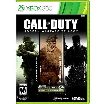 Call of Duty: Modern Warfare Trilogy - Xbox 360 (C1522271)