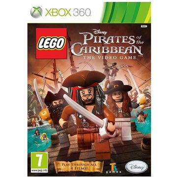 LEGO Pirates of the Caribbean - Xbox 360 (8717418347277)