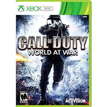 Call Of Duty 5: World At War - Xbox 360 (C1505171)