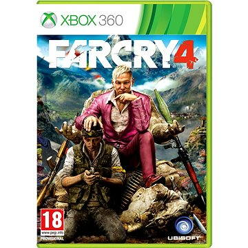 Far Cry 4 CZ - Xbox 360