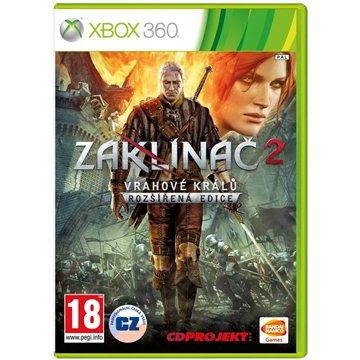 Zaklínač 2: Vrahové králů - Xbox 360 (8592720122312)