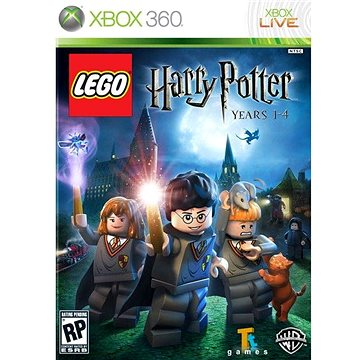 LEGO Harry Potter: Years 1-4 - Xbox 360 (5908305204817)