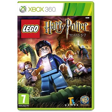 LEGO Harry Potter: Years 5-7 - Xbox 360 (5908305204824)