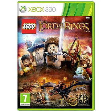 LEGO The Lord Of The Rings - Xbox 360 (5051892116213)