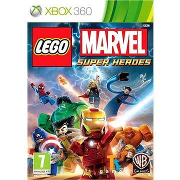LEGO Marvel Super Heroes - Xbox 360 (5051892200288)