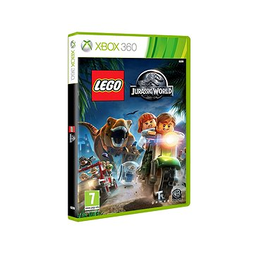 LEGO Jurassic World - Xbox 360 (5051892192330)