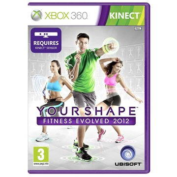 Your Shape: Fitness Evolved 2012 (Kinect ready) - Xbox 360 (3307215726518)