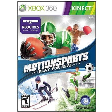 MotionSports (Kinect ready) - Xbox 360 (3307215676646)
