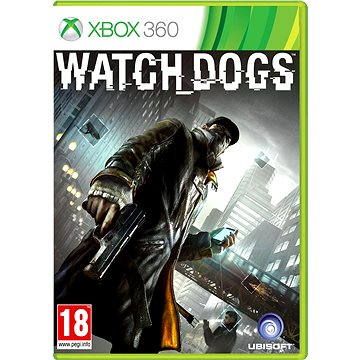 Watch Dogs CZ - Xbox 360 (3307215711118)