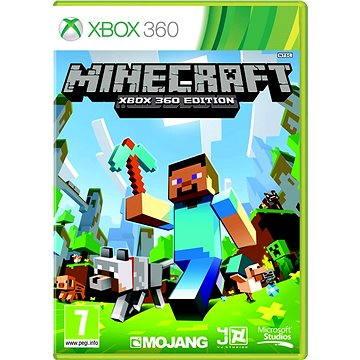 Minecraft (Xbox Edition) - Xbox 360 (G2W-00016)