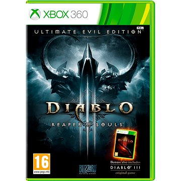 Diablo III: Ultimate Evil Edition - Xbox 360 (87181CZ)