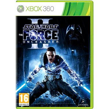 Star Wars: The Force Unleased II - Xbox 360 (8717418418786)