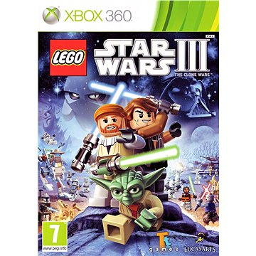 Lego Star Wars III: Clone Wars - Xbox 360 (8717418405922)