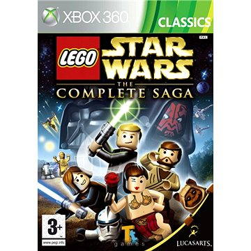 Lego Star Wars: The Complete Saga - Classics - Xbox 360 (8717418406134)