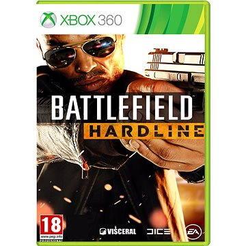 Battlefield Hardline CZ - Xbox 360 (1036959)