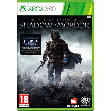 Middle Earth: Shadow Of Mordor - Xbox 360 (5051892174732)