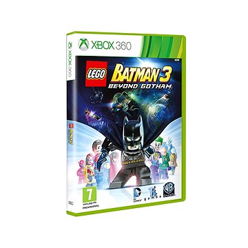 LEGO Batman 3: Beyond Gotham - Xbox 360 (5051892177641)