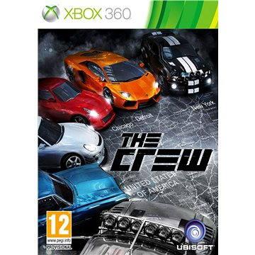 The Crew - Xbox 360 (3307215799284)