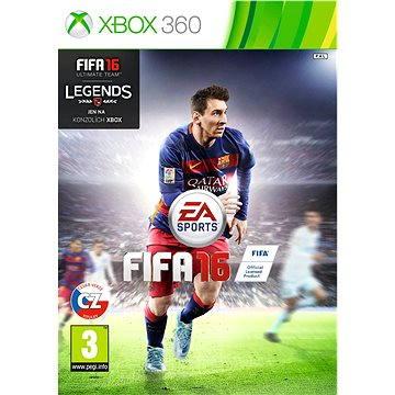 FIFA 16 - Xbox 360 (C0038472)