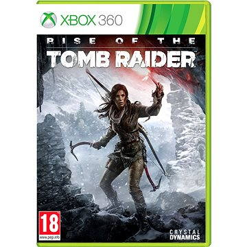Rise of the Tomb Raider - Xbox 360 (PD7-00017)