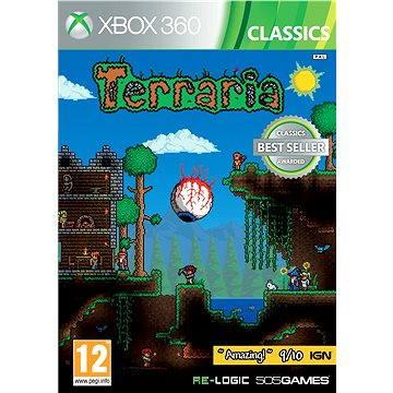 Terraria - Xbox 360 (8023171033457)