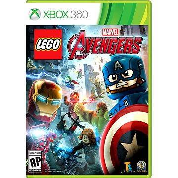 LEGO Marvel Avengers - Xbox 360 (5051892195331)