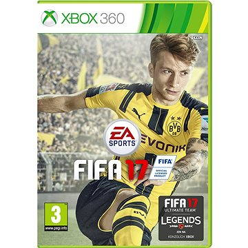 FIFA 17 - Xbox 360 (1026714)