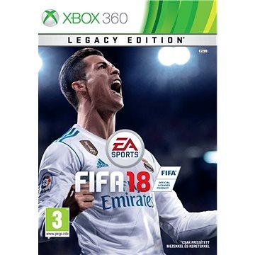 FIFA 18 Legacy Edition - Xbox 360 (1034446)